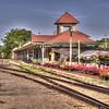 Traverse City Train Station in HDR<br /> <br /> Photographer's Name: Steve Nowakowski<br /> Photographer's City and State: Lambertville, MI