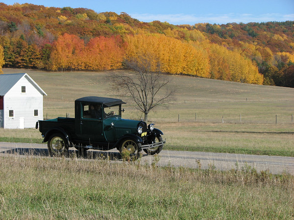 <b>Submitted By:</b> Kip Tyler <b>From:</b> Traverse City <b>Description:</b> Port Oneida Historic District, Sleeping Bear Dunes National Lakeshore, October 21, 2012