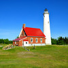 <b>Submitted By:</b> Steve Nowakowski <b>From:</b> Lambertville, MI. <b>Description:</b> Tawas Point Light - Lake Huron (3)