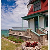 Point Betsie Lighthouse in summer of 2013<br /> <br /> Photographer's Name: Steve Nowakowski<br /> Photographer's City and State: Lambertville, MI