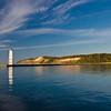 Frankfort Pier Light on a calm summer day<br /> <br /> Photographer's Name: Steve Nowakowski<br /> Photographer's City and State: Lambertville, MI