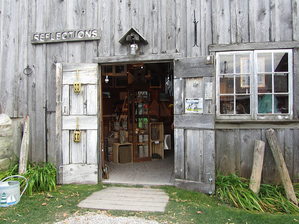 Cute shop at Fishtown in Leland, Michigan.<br /> <br /> Photographer's Name: Sherry Good<br /> Photographer's City and State: Interlochen, MI