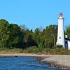 Sturgeon Point Lighthouse on a calm summer morning<br /> <br /> Photographer's Name: Steve Nowakowski<br /> Photographer's City and State: Lambertville, MI