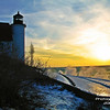 Point Betsie Lighthouse<br /> <br /> Photographer's Name: Edward Fay<br /> Photographer's City and State: Grawn, MI