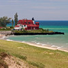 Point Betsie Lighthouse in the summer of 2013<br /> <br /> Photographer's Name: Steve Nowakowski<br /> Photographer's City and State: Lambertville, MI