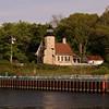 White River Light Station on a calm summer day<br /> <br /> Photographer's Name: Steve Nowakowski<br /> Photographer's City and State: Lambertville, MI
