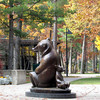 Interlochen Center for the Arts Bear & Cub<br /> <br /> Photographer's Name: Sherry Good<br /> Photographer's City and State: Interlochen, MI
