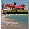 Point Betsie Lighthouse<br /> <br /> Photographer's Name: Steve  Nowakowski<br /> Photographer's City and State: Lambertville, MI