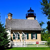 <b>Submitted By:</b> Steve Nowakowski <b>From:</b> Lambertville, MI. <b>Description:</b> Mcgulpin Point Light taken in the summer of 2010 located just west of Mackinaw City, MI.