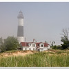 Big Sable Point Lighthouse in the Fog<br /> <br /> Photographer's Name: Steve Nowakowski<br /> Photographer's City and State: Lambertville, MI