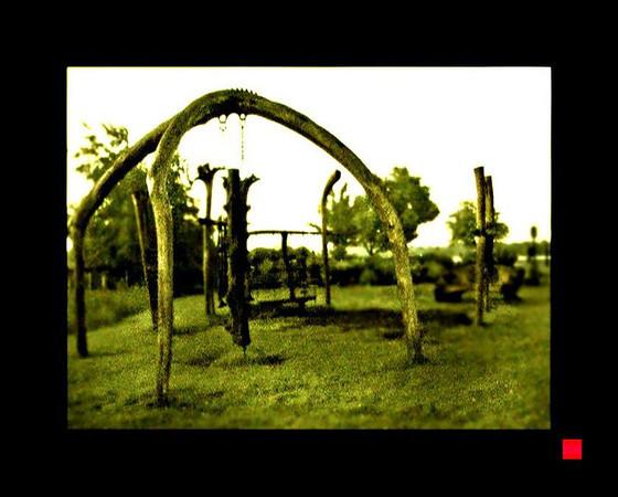 <b>Submitted By:</b> Johann J. Winckelmann <b>From:</b> Traverse city. <b>Description:</b> The sound Garden in Cadillac michiagn