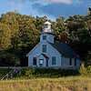 Old Mission Point Lighthouse on a calm summer day<br /> <br /> Photographer's Name: Steve Nowakowski<br /> Photographer's City and State: Lambertville, MI