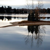 <b>Submitted By:</b> Richard S. Forton <b>From:</b> Traverse City <b>Description:</b> Silver Lake reflections in November.