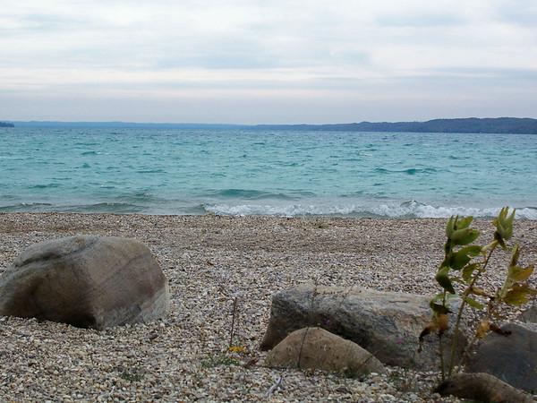 <b>Submitted By:</b> Teresa Mizgala <b>From:</b> Mancelona <b>Description:</b> Little Traverse Bay.
