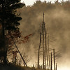 <b>Submitted By:</b> Norma Pszczolkowski <b>From:</b> Traverse City <b>Description:</b> Arbutus Lake, early morning, Oct. 2010