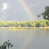 <b>Submitted By:</b> Rochelle Follett Stubbs <b>From:</b> Traverse City <b>Description:</b> Rainbow at Rennie Lake
