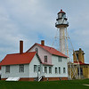 <b>Submitted By:</b> Steve Nowakowski <b>From:</b> Lambertville, Michigan <b>Description:</b> White Fish Point Lighthouse sitting on the shoreline of Lake Superior in the upper Peninsula of Michigan taken during our summer vacation in the summer of 2010.