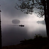 Taken at Long Lake (Traverse City) on a foggy morning in late August, 2008. <br /> Unbelievably, I took this on my cell phone.  I think it's the coolest image <br /> ever.<br /> <br /> Paul A. McCarthy<br /> Grand Rapids