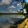 <b>Submitted By:</b> Paul J Nepote <b>From:</b> Traverse City, Michigan <b>Description:</b> Brown Bridge Dam and Pond