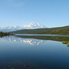<b>Submitted By:</b> GARY B. HANSEN <b>From:</b> TRAVERSE CITY <b>Description:</b> MT.McKINLEY ON A WINDLESS DAY