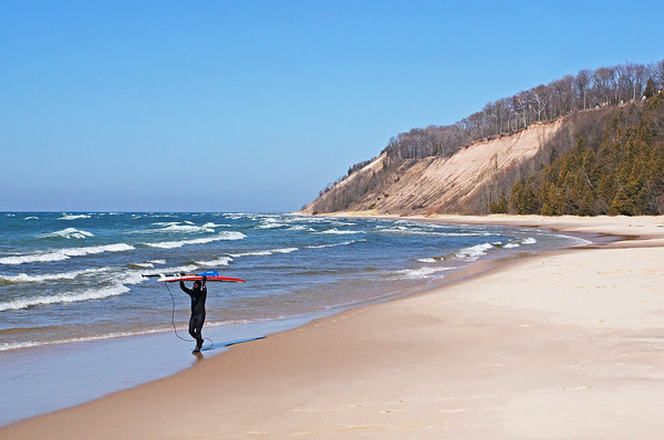 <b>Submitted By:</b> Sandra McClain <b>From:</b> Traverse City, MI <b>Description:</b> This photo was taken at Frankfort, Mi on Saturday, March 10th 2012.