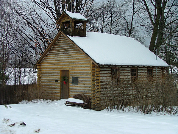 Photo taken 12-14-08 of The Old Mission <br />  <br /> Diane Budzynowski<br /> Traverse City