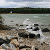 <b>Submitted By:</b> Sharon Lea Mitchell <b>From:</b> Kingsley Michigan <b>Description:</b> Old Mission light house October 2011