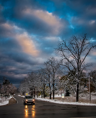 Morning Commute<br /> <br /> Photographer's Name: Peggy Sue  Zinn<br /> Photographer's City and State: traverse city, MI