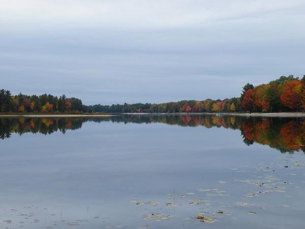 <b>Submitted By:</b> Julie Dewyer <b>From:</b> Gaylord <b>Description:</b> Lake Manuka, Gaylord Michigan