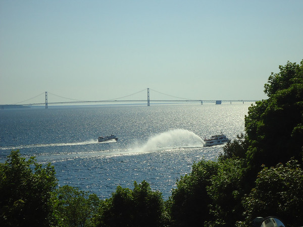<b>Submitted By:</b> Margaret Pierson <b>From:</b> Traverse City <b>Description:</b> Staying at the Grand Hotel on Mackinac Island in June was a wonderful experience. Every view was breathtaking.