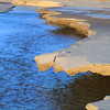 <b>Submitted By:</b> Rick Desrochers <b>From:</b> Empire, Michigan <b>Description:</b> Frozen sand at Empire Beach