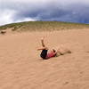 Sand witch, Sleeping Bear Dune.  Photo taken on 8/10 by Peter DeCamp, <br /> Chicago, Illinois