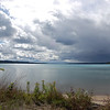 <b>Submitted By:</b> Jennifer Earls <b>From:</b> Lansing, MI <b>Description:</b> Wild skies over the north end of Torch Lake. Eastport, MI. Taken September 2012.