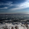 East Grand Traverse Bay Frozen Shoreline<br /> <br /> Paul J Nepote<br /> Traverse City, Michigan<br /> Canon SX10IS<br /> Image processed using HDR Software