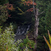 <b>Submitted By:</b> Karen Fall <b>From:</b> Fife Lake, MI <b>Description:</b> Photo of Wagner Falls in Munising, MI October 2009