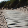 Walkway through the dunes in Sleeping Bear<br /> By: Floyd Mitz<br /> Traverse City.