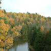 <b>Submitted By:</b> Brandon Glowacki <b>From:</b> Traverse City <b>Description:</b> Fall color on the Manistee river