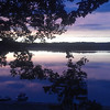 <b>Submitted By:</b> Rochelle Follett Stubbs <b>From:</b> Traverse City <b>Description:</b> Sunset at Rennie Lake