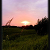 <b>Submitted By:</b> Michelle Koons <b>From:</b> Charlevoix MI <b>Description:</b> Sunset heading into Charlevoix on July 16 2012.