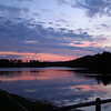 <b>Submitted By:</b> Norma Pszczolkowski <b>From:</b> Traverse City <b>Description:</b> Arbutus Lake dusk 10/11/10