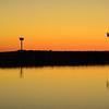 <b>Submitted By:</b> Myongsoon Cho <b>From:</b> Traverse City <b>Description:</b> Sunset at Fishtown Leand,Michigan.
