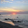 <b>Submitted By:</b> Steve Nowakowski <b>From:</b> Lambertville, MI. <b>Description:</b> Sunset at 40-Mile Light - Lake Huron