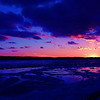 <b>Submitted By:</b> Scott Lowe <b>From:</b> Traverse City <b>Description:</b> Winter sunset over Crystal Lake - 2008.