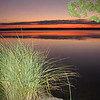 <b>Submitted By:</b> Gary Harris <b>From:</b> Grawn Mi <b>Description:</b> A gentle sunset over Duck Lake  10/27/09