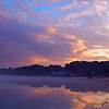 <b>Submitted By:</b> Jim Miller <b>From:</b> Omena <b>Description:</b> Omena Bay Sunset