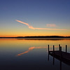 Sunrise @ Duck Lake from Interlochen State Park<br /> <br /> Photographer's Name: Steve Nowakowski<br /> Photographer's City and State: Lambertville, MI