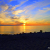 <b>Submitted By:</b> Rick Desrochers <b>From:</b> Orlando <b>Description:</b> To a pic of sunset at Empire Beach when my wife and I were on vacation from Orlando to see my in-laws
