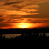<b>Submitted By:</b> Richard Eyman <b>From:</b> Williamsburg <b>Description:</b> East Bay at sunset