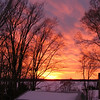 <b>Submitted By:</b> Susan Gail Anderson <b>From:</b> Traverse City <b>Description:</b> February 13, 2011; Gorgeous Sunset:)