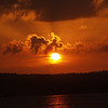 <b>Submitted By:</b> Randal S Hart <b>From:</b> Traverse City <b>Description:</b> Sun set on west Grand Traverse Bay
